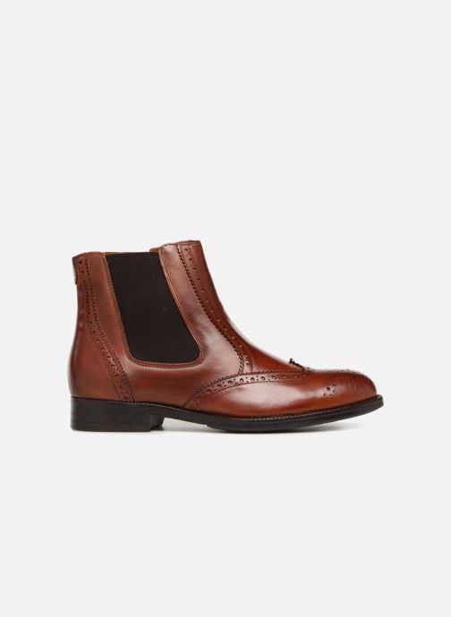 Boots en enkellaarsjes Marvin&Co Nolwich Bruin achterkant