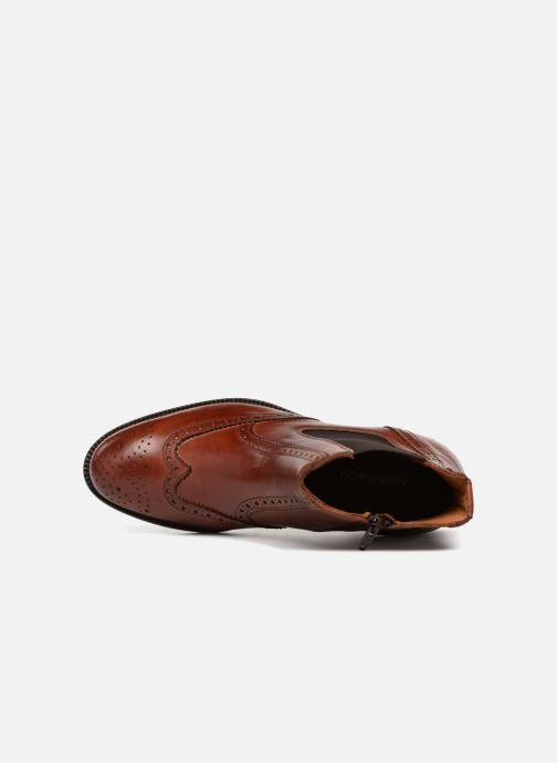 Bottines et boots Marvin&Co Nolwich Marron vue gauche