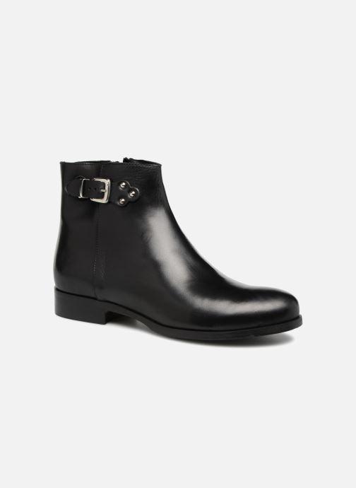 Bottines et boots Georgia Rose Sowesta Noir vue détail/paire