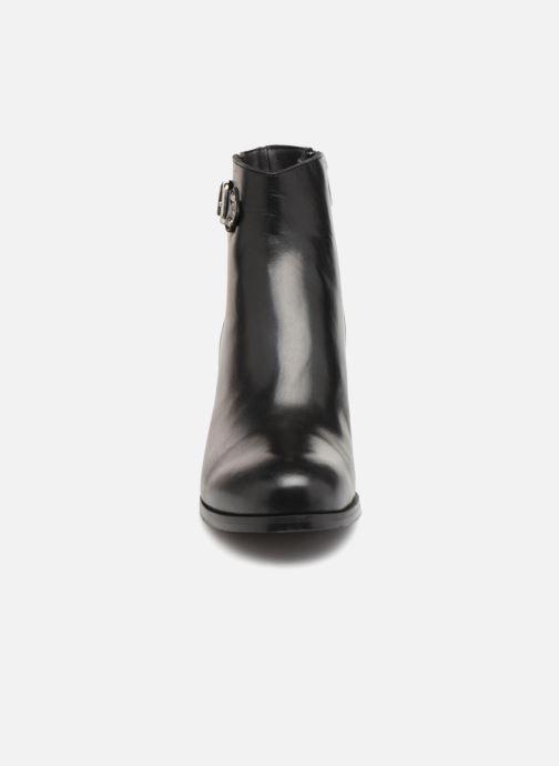 Rose Bottines Boots Et Swayno Georgia Noir kiOZXPu