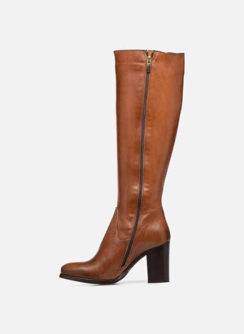 Boots & wellies Georgia Rose Lolitia Brown front view