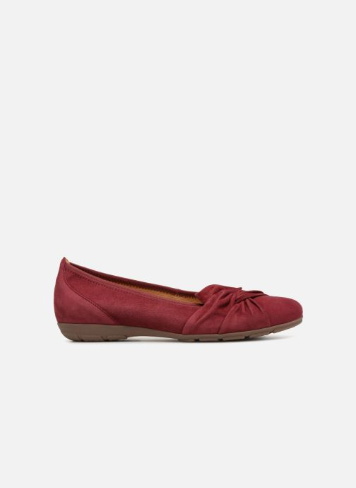 Ballet pumps Gabor Alisa Red back view