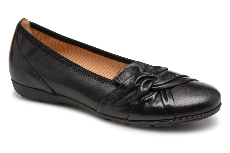 Nuevo zapatos Gabor Alisa Más (Negro) - Bailarinas en Más Alisa cómodo 021d2c