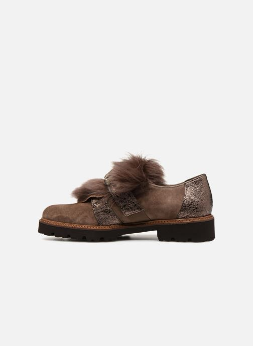 Mocassins Gabor Pirita Marron vue face