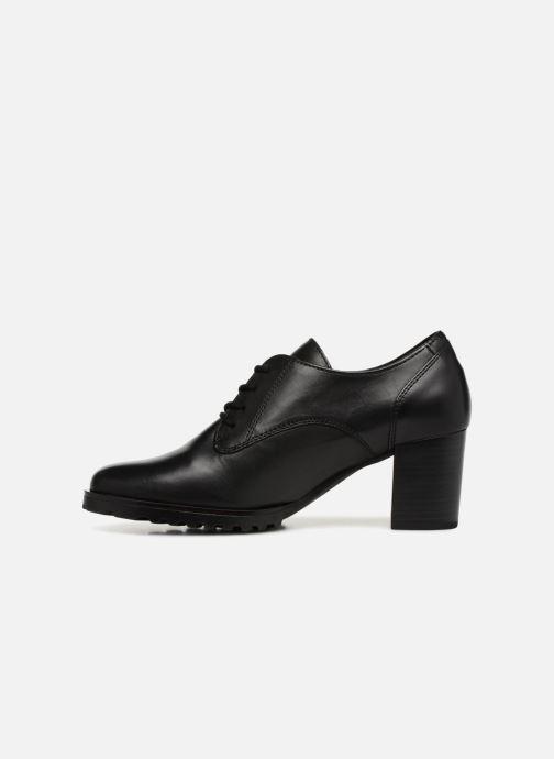 Chaussures à lacets Gabor Ritta Noir vue face