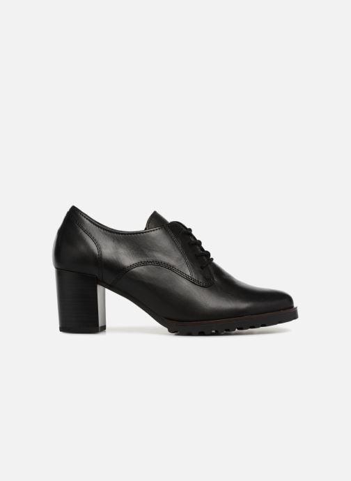 Chaussures à lacets Gabor Ritta Noir vue derrière