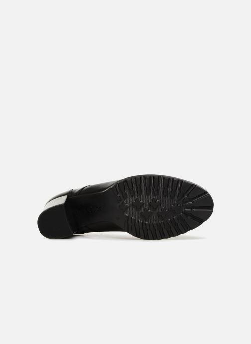 Chaussures à lacets Gabor Ritta Noir vue haut
