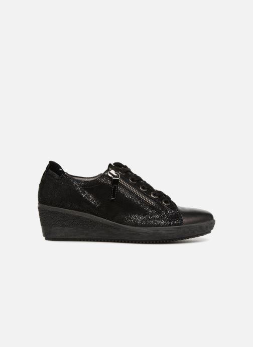 Sneaker Gabor Sisko schwarz ansicht von hinten