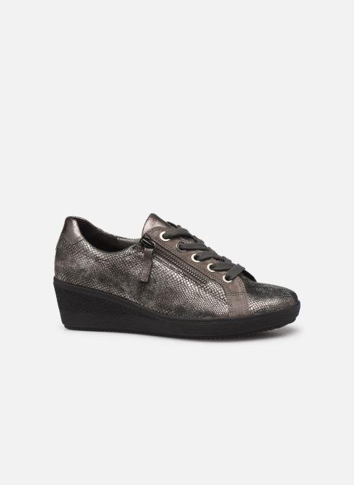 Sneakers Gabor Sisko Zilver achterkant