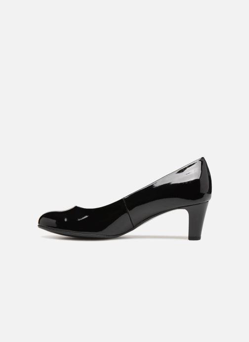 Zapatos de tacón Gabor Tanja Negro vista de frente