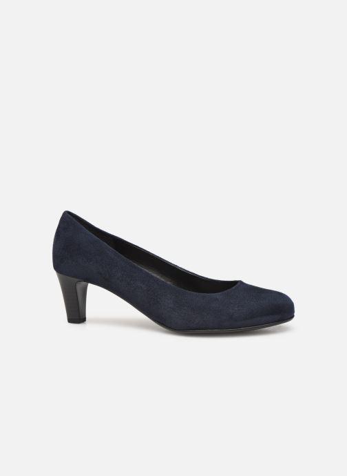 Zapatos de tacón Gabor Tanja Azul vistra trasera