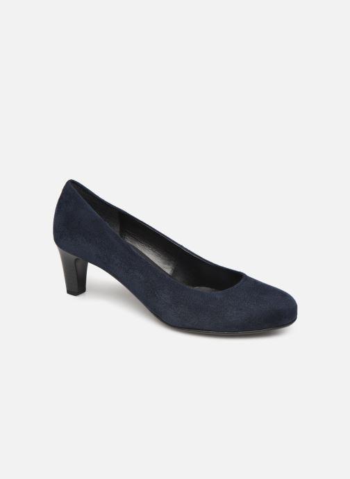 Zapatos de tacón Gabor Tanja Azul vista de detalle / par