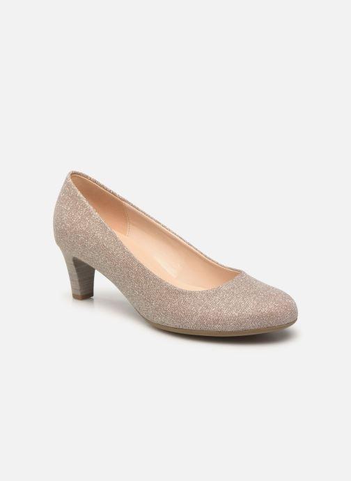 Zapatos de tacón Gabor Tanja Beige vista de detalle / par