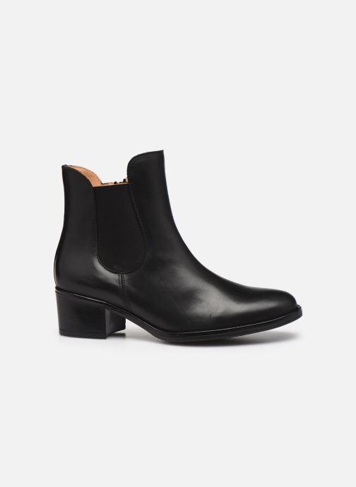 Bottines et boots Gabor Léa Marron vue derrière