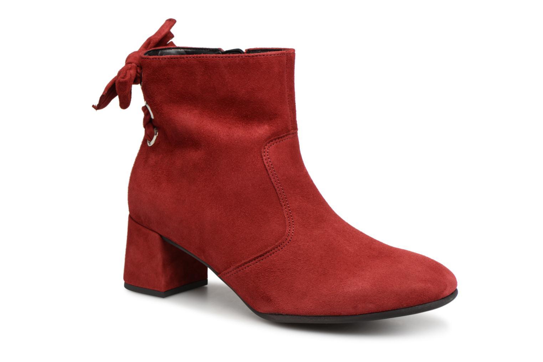 Nuevo zapatos  Gabor Léa (Rojo) - Botines  zapatos en Más cómodo 1cd698