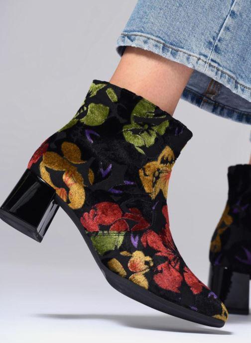 Stiefeletten & Boots Gabor Valentine mehrfarbig ansicht von unten / tasche getragen