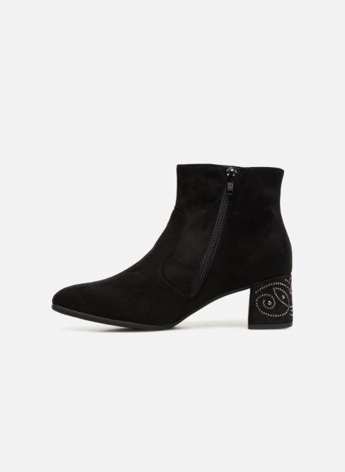 Bottines et boots Gabor Morgane Noir vue face