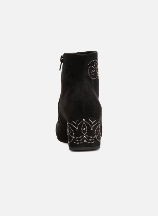 Bottines et boots Gabor Morgane Noir vue droite