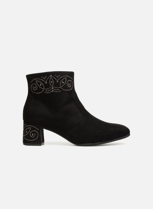 Bottines et boots Gabor Morgane Noir vue derrière