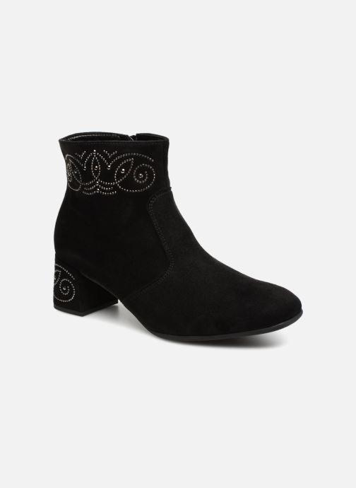 Bottines et boots Gabor Morgane Noir vue détail/paire