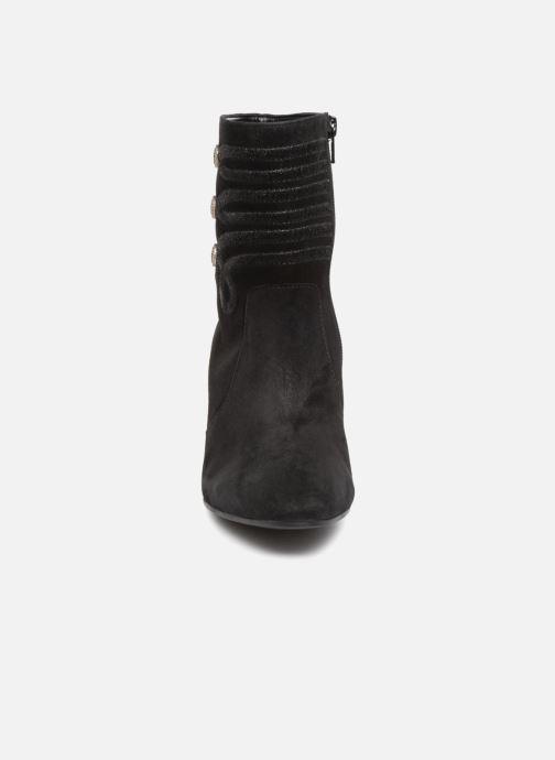 Bottines et boots Gabor Juliette Noir vue portées chaussures