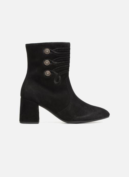 Bottines et boots Gabor Juliette Noir vue derrière