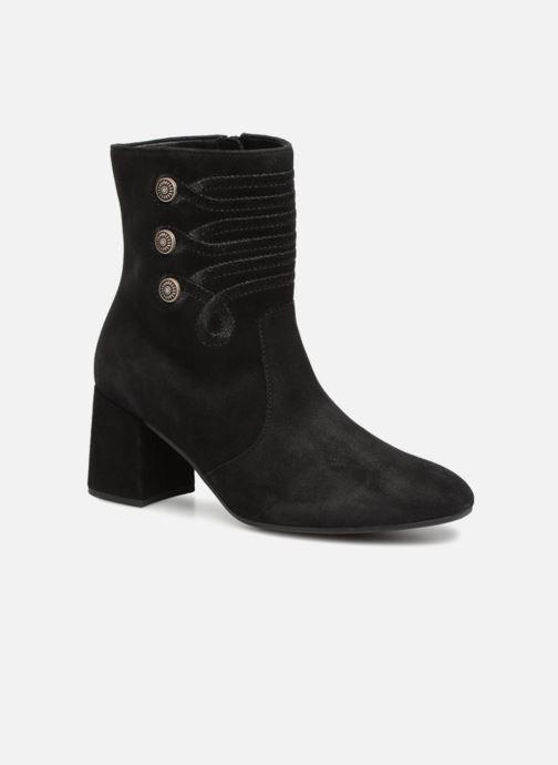 Bottines et boots Gabor Juliette Noir vue détail/paire