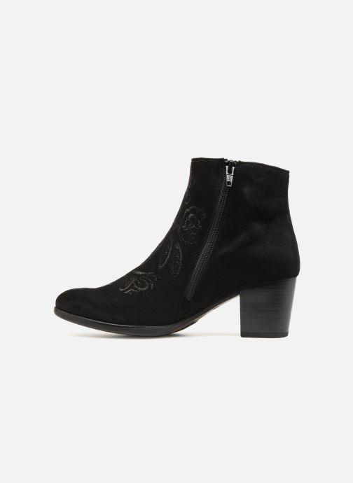 Bottines et boots Gabor Judith Noir vue face