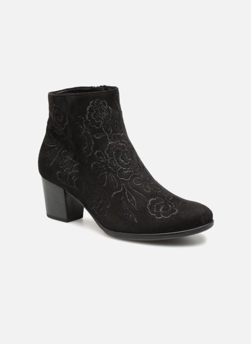 Bottines et boots Gabor Judith Noir vue détail/paire