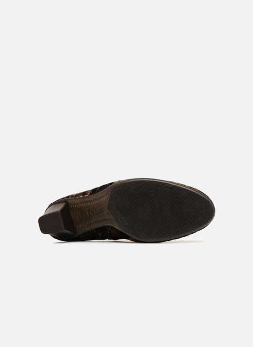 Bottines et boots Gabor Jordie Multicolore vue haut