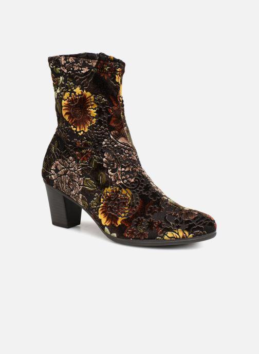Bottines et boots Gabor Jordie Multicolore vue détail/paire