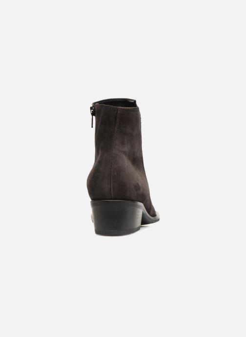 Bottines et boots Gabor Luna Gris vue droite