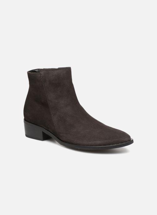 Bottines et boots Gabor Luna Gris vue détail/paire