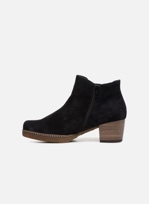 Bottines et boots Gabor Margueritte Bleu vue face