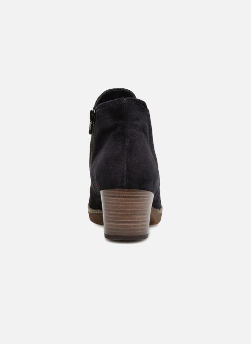 Boots en enkellaarsjes Gabor Margueritte Blauw rechts