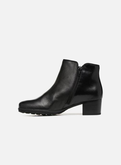 Bottines et boots Gabor Estelle Noir vue face