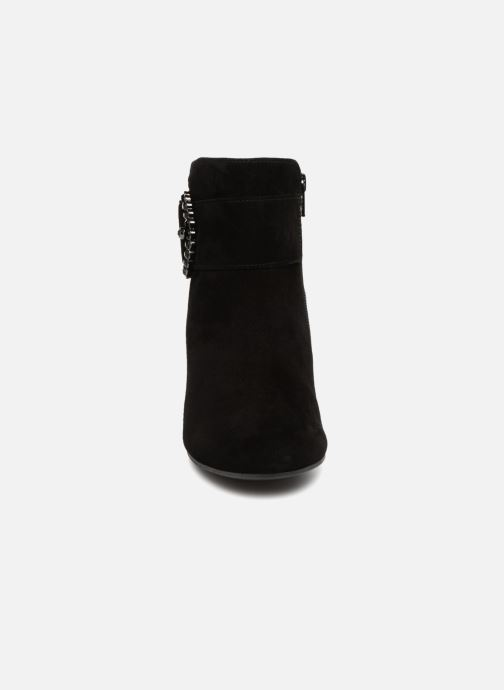 Bottines et boots Gabor Colette Noir vue portées chaussures
