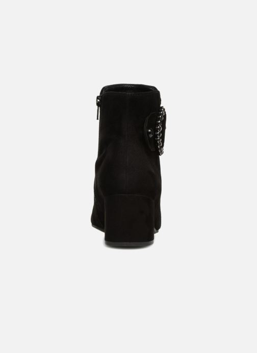 Bottines et boots Gabor Colette Noir vue droite