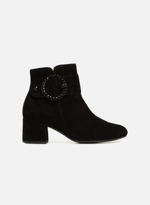 Bottines et boots Gabor Colette Noir vue derrière