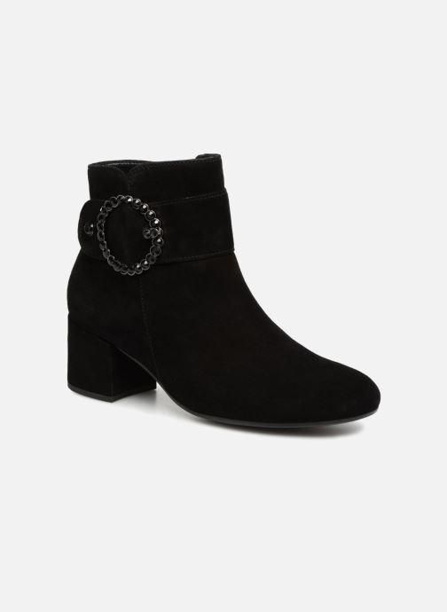 Boots en enkellaarsjes Gabor Colette Zwart detail