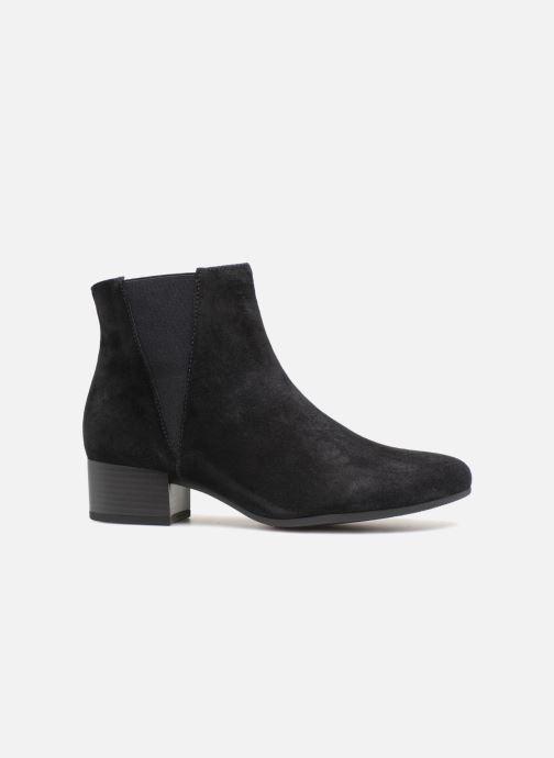 Bottines et boots Gabor Virginie Bleu vue derrière