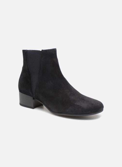 Bottines et boots Gabor Virginie Bleu vue détail/paire
