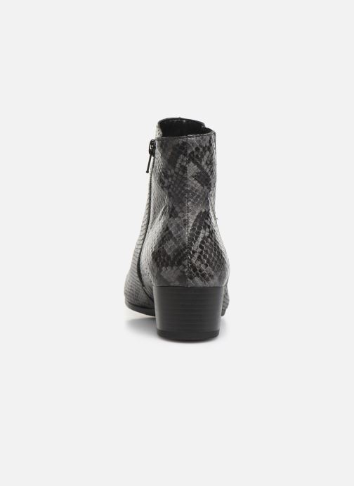 Boots en enkellaarsjes Gabor Virginie Grijs rechts