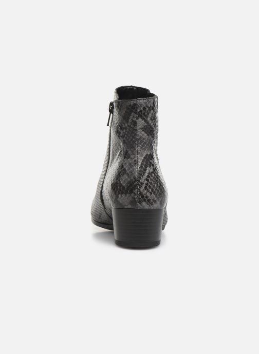 Bottines et boots Gabor Virginie Gris vue droite