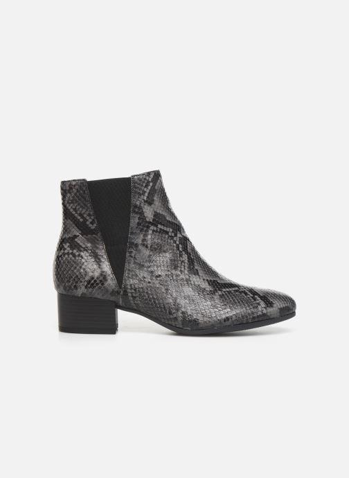 Boots en enkellaarsjes Gabor Virginie Grijs achterkant