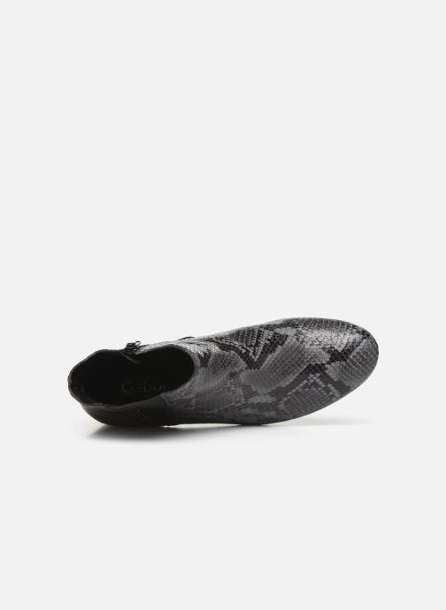 Boots en enkellaarsjes Gabor Virginie Grijs links