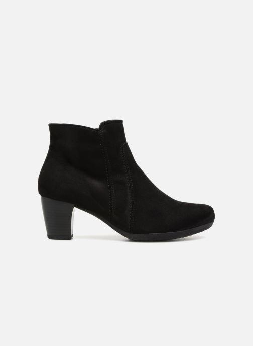 Bottines et boots Gabor Marina Noir vue derrière