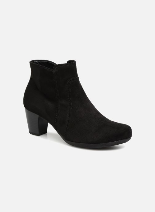 Bottines et boots Gabor Marina Noir vue détail/paire