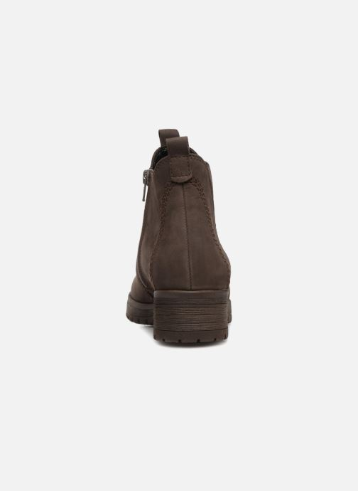 Bottines et boots Gabor Veronique Marron vue droite