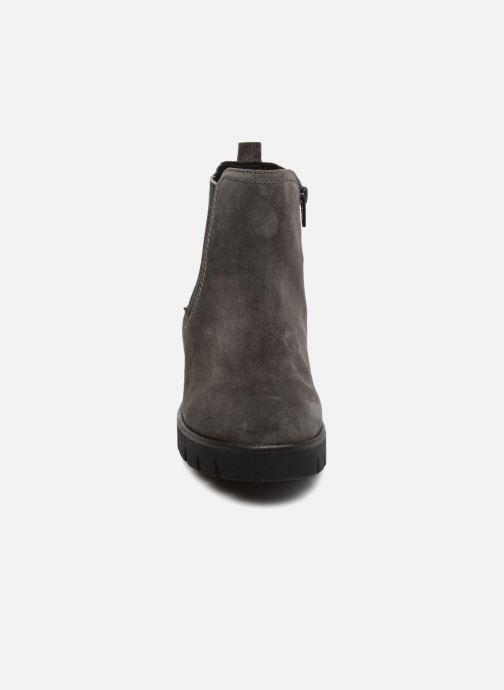 Bottines et boots Gabor Charlotte Noir vue portées chaussures